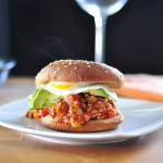 My Favorite Ways to Thicken a Sauce & Turkey Sloppy Joes with Avocado & a Fried Egg….YUM!