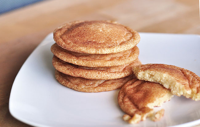 Soft & Chewy Snickerdoodles