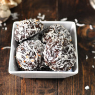 Fugdy Salted Caramel Snowball German Chocolate Cookies