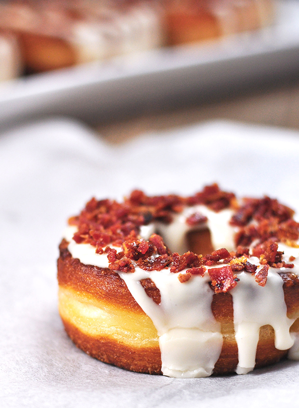 Maple Bacon Cronut