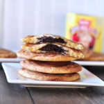 Stuffed Mexican Chocolate Cookies