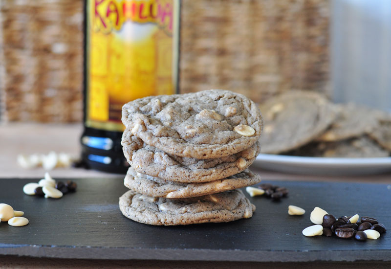 Kahlua White Russian Cookie